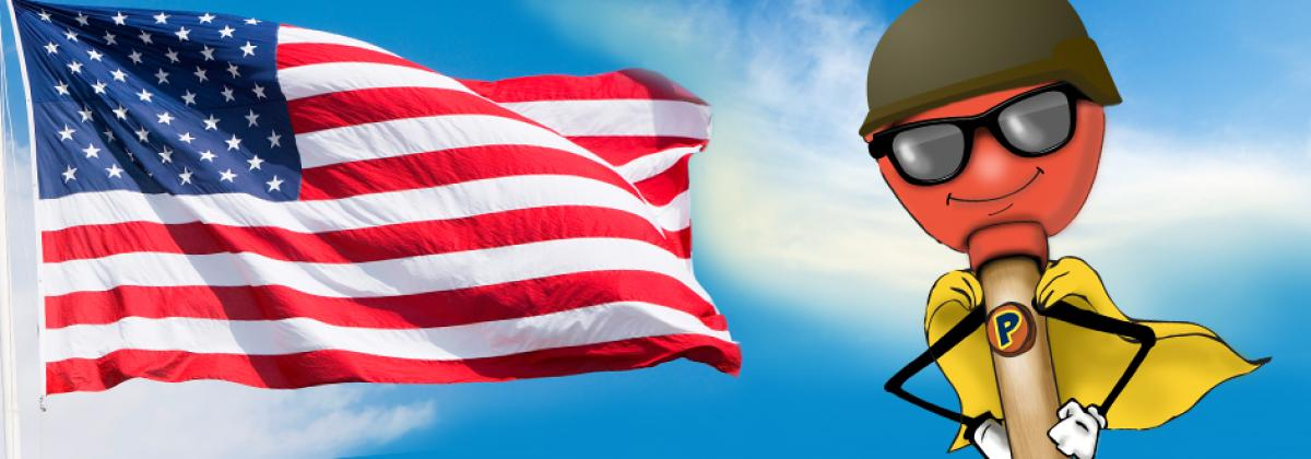 Image of Saluting all those who served!